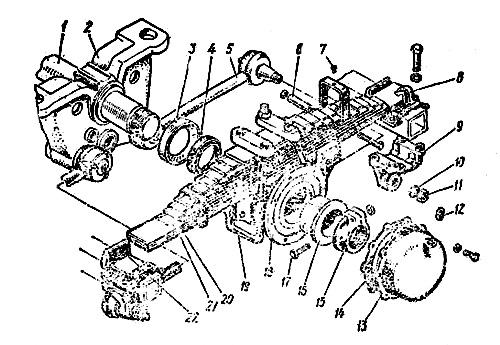 Электрические схемы камаз 53229